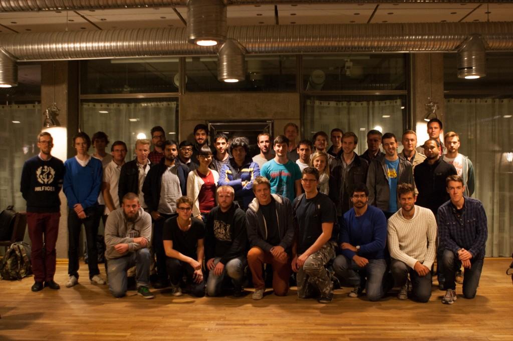 CFS14 Team pic