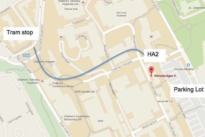 HA2 Map