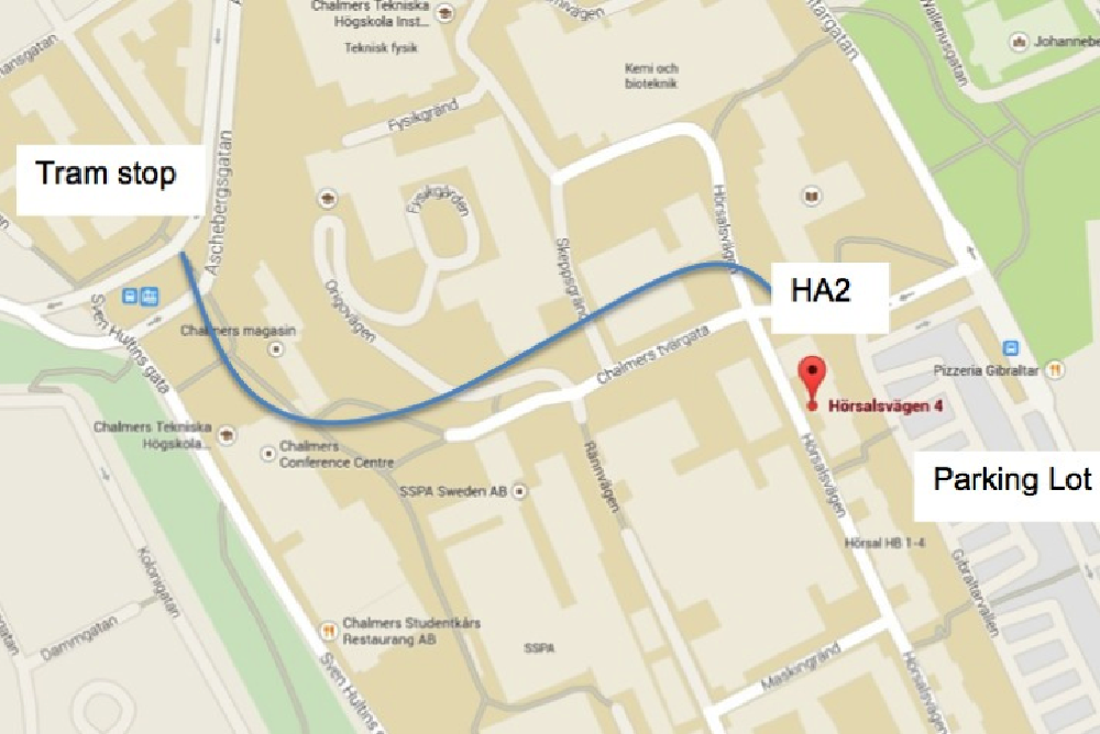 Map to HA2
