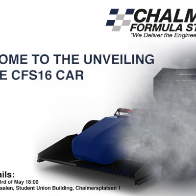 UNVEILING EVENT – CFS16